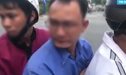 Dọa tung ảnh nóng để tống tiền bạn tình, người đàn ông đã có vợ con bị nhóm hiệp sĩ đường phố bắt giữ