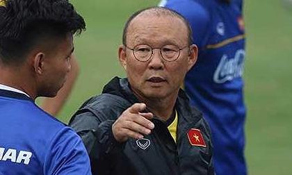 Thầy Park muốn 'thắng cuộc chiến' hơn là thắng trận đấu