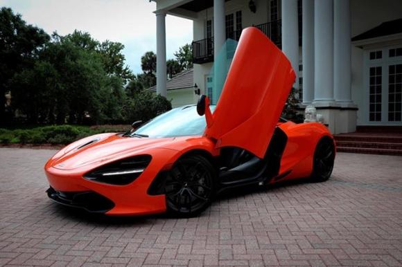 5 ly do tai sao McLaren 720S la sieu xe the thao tot nhat hanh tinh hinh anh 1