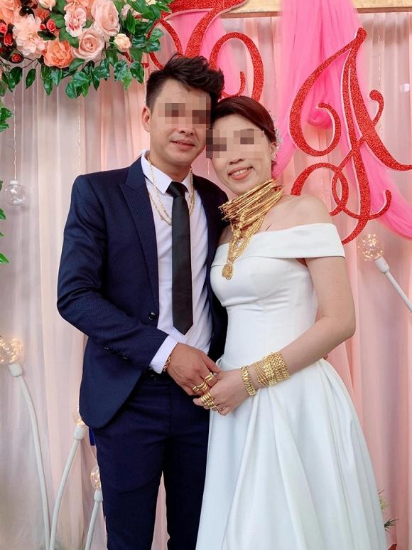 Dân mạng choáng váng với của hồi môn tính vội cũng được hơn 1kg vàng của cô dâu trẻ ở Trà Vinh-4