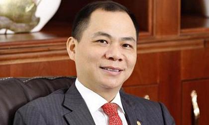 Forbes: Tài sản ông Phạm Nhật Vượng tăng 1,5 tỷ USD chỉ sau 5 tháng