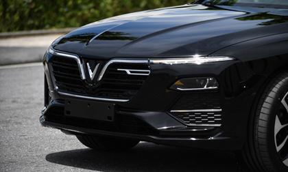 5 điểm ấn tượng vượt trội của xe cao cấp VinFast Lux