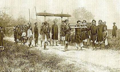 Kỳ án bắt người cả thôn đi gặt lúa trái mùa để tìm kẻ sát nhân