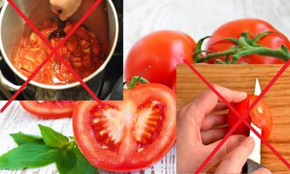 Ăn 5 loại thực phẩm này với cà chua sẽ biến thành 'độc dược', nguy hại khó lường, chớ dại mà mắc phải