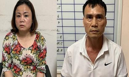 Kẻ cầm đầu đường dây ma túy bị tóm trong quán phở ở Hà Nội