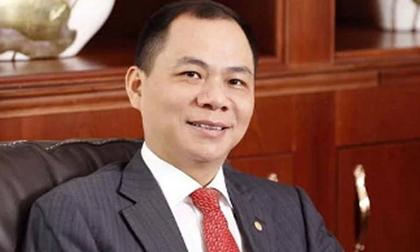 Bloomberg: Tài sản của ông Phạm Nhật Vượng gần ngưỡng 10 tỷ USD