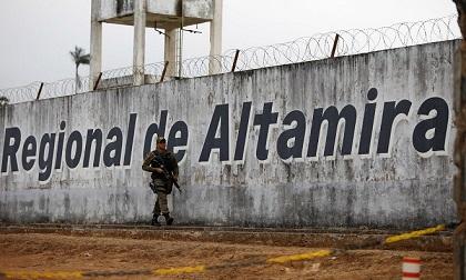 Băng đảng Brazil chém giết, chặt đầu nhau trong tù, 58 người chết: Điều đáng sợ phía sau