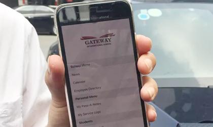 Vì sao Trường Gateway không để giáo viên liên lạc trực tiếp với phụ huynh?