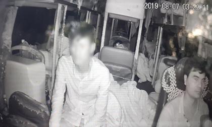 Nữ hành khách tố bị phụ xe sàm sỡ trên đường từ Hà Tĩnh ra Hà Nội