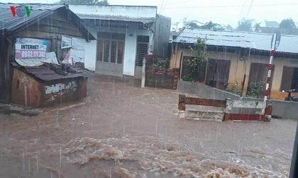 Một phụ nữ trượt chân ngã xuống suối bị lũ cuốn tử vong ở Đắk Nông