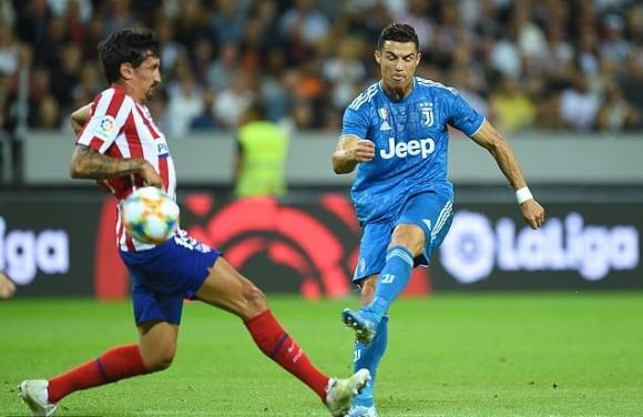 Atletico thắng ấn tượng Juventus trong ngày Joao Felix làm lu mờ Ronaldo