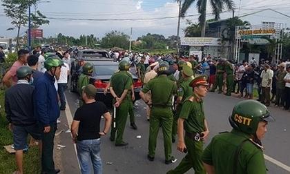 Mở rộng điều tra vụ giang hồ vây xe Công an ở Đồng Nai