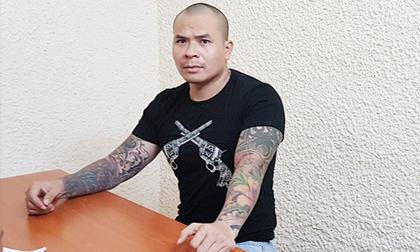 Quang Rambo - đàn anh Khá 'bảnh' bị bắt vì cầm đầu nhóm đòi nợ thuê