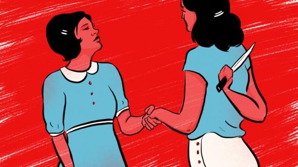 6 bước giúp chị em công sở ứng phó khi bị đồng nghiệp rắp tâm chơi xấu - 6