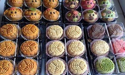 Bánh trung thu Hanmade bán trên mạng xã hội 'thả nổi' chất lượng
