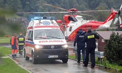 105 người thương vong vì sét đánh trên núi giữa Ba Lan và Slovakia