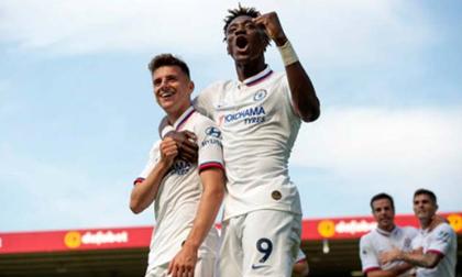 Số 9 mới lên tiếng, Lampard có chiến thắng đầu tiên cùng Chelsea