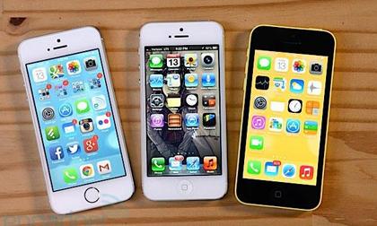 iPhone 6, 5S sắp 'tuyệt chủng' tại Việt Nam