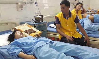 Tai nạn xe máy 4 người chết: Chia sẻ của người nhà nạn nhân còn sống