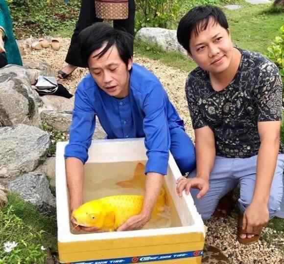 Cát Phượng: 'Hoài Linh nuôi cá, đặt tên là Trường Giang, Chí Tài' - 1