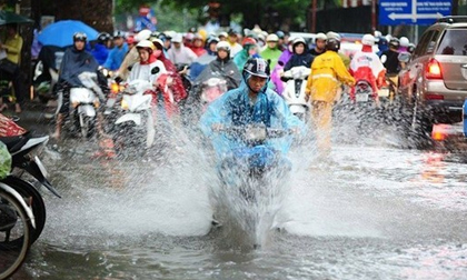 Dự báo thời tiết 30/8, bão số 4 đổ bộ, mưa lớn khắp cả nước