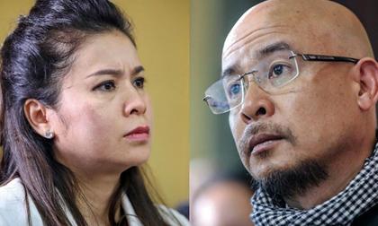 Phúc thẩm ly hôn vợ chồng Trung Nguyên, thêm và bớt luật sư