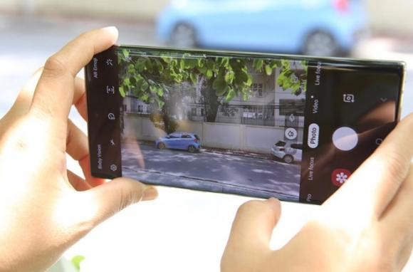 galaxy note10+ xung ba ve kha nang nhiep anh smartphone hinh anh 1