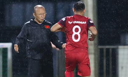 Tuyển Việt Nam chơi tất tay với Thái Lan, thầy Park đánh lớn