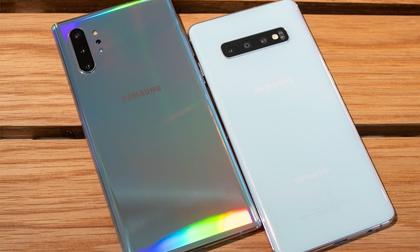 So sánh Galaxy Note 10+ và S10+: Hai con 'quái vật' hàng đầu của Samsung
