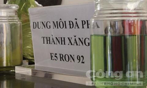 Trinh sat ke chuyen ban ca phe, pha duong day xang gia cua Trinh Suong hinh anh 1
