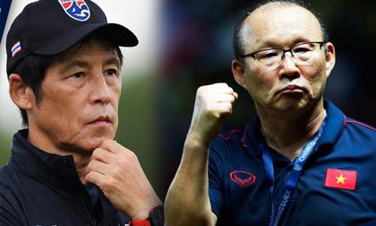 Tuyển Việt Nam đấu Thái Lan: 'Cân' tài thầy Park và HLV Akira Nishino