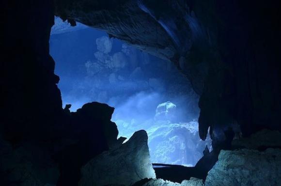 Ảnh: Vẻ đẹp tráng lệ của động Thiên Đường với thạch nhũ hàng trăm triệu năm tuổi - 10