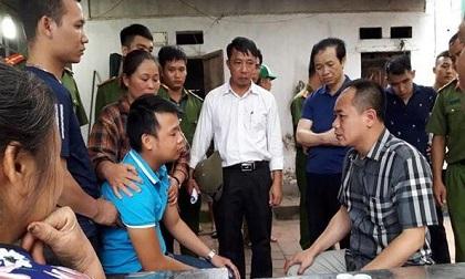 Vụ anh cầm dao thảm sát cả nhà em trai: Người đàn ông suy sụp khi mất đi cùng lúc 4 người thân, gia đình nghi phạm phải tạm sang nhà ngoại