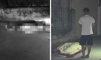 Hải Phòng: Xôn xao phát hiện một thi thể nam thanh niên nằm trên đường nghi do bị sốc thuốc