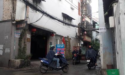 Nam thanh niên không mặc áo tử vong trong khách sạn ở Sài Gòn
