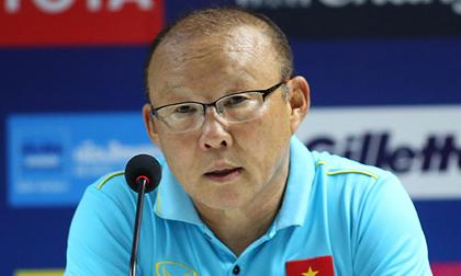 """HLV Park Hang Seo: """"Thái Lan vẫn là kỳ phùng địch thủ"""""""
