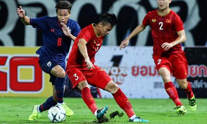 Tuyển Việt Nam có trận đấu tốt như thế nào trước Thái Lan?