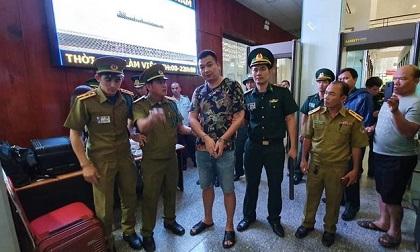 """Tên tội phạm bị truy nã quốc tế """"sa lưới"""" ở Quảng Trị"""
