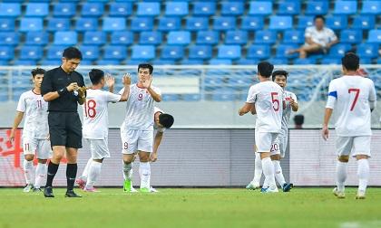 Xem lại 2 bàn thắng Tiến Linh hạ gục U22 Trung Quốc