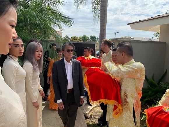 em trai Trizzie Phương Trinh, chồng cũ Nguyễn Hồng Nhung, ca sĩ Nguyễn Hồng Nhung