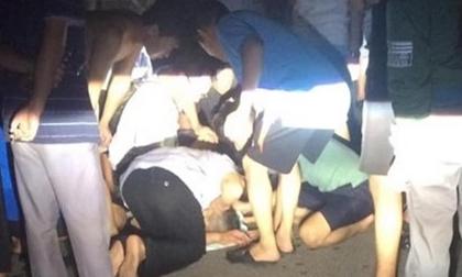 Phú Thọ: Theo ông đi chơi, bé trai 4 tuổi rơi xuống tầng hầm tử vong