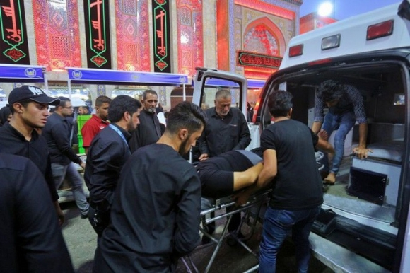 Giẫm đạp tại lễ hội, hơn 30 người thiệt mạng