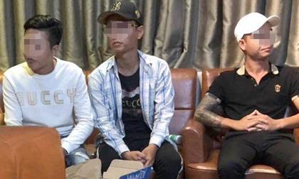 13 thanh niên 'bay' tập thể trong quán cà phê ở trung tâm Sài Gòn