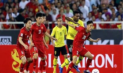 Đội tuyển Việt Nam gặp bất lợi trận tiếp đón Malaysia trên sân nhà