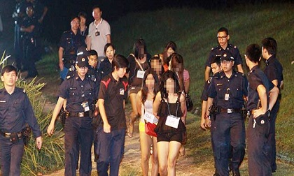 Kinh hãi chốn 'hành sự' giữa rừng của gái mại dâm và khách 'làng chơi'