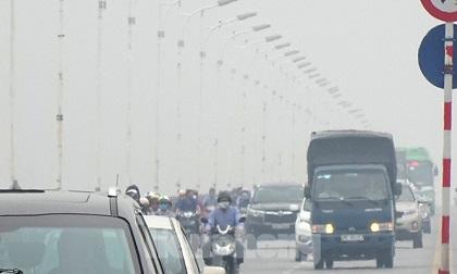 Không khí Hà Nội hôm nay lên ngưỡng ô nhiễm nghiêm trọng