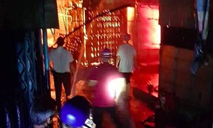 Vụ cháy chợ Bình Long (Bình Phước): Nguyên nhân có thể do đốt vàng mã