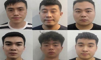 Bắt nhóm người Trung Quốc tổ chức tín dụng đen vô cùng tinh vi
