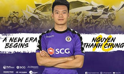 Nguyễn Thành Chung: Trung vệ 'săn bàn' và của hiếm của bóng đá Việt Nam
