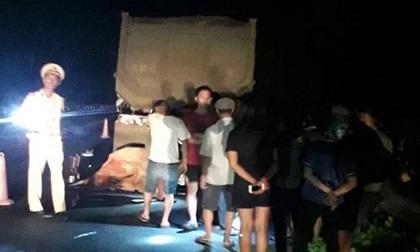 Đi xe máy trái phép trên cao tốc Nội Bài - Lào Cai, 2 thanh, thiếu niên tử vong